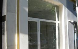 Proyecto de restauración de fachada de local comercial