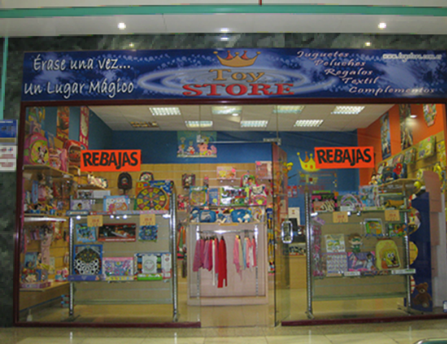 Frontal ToyStore