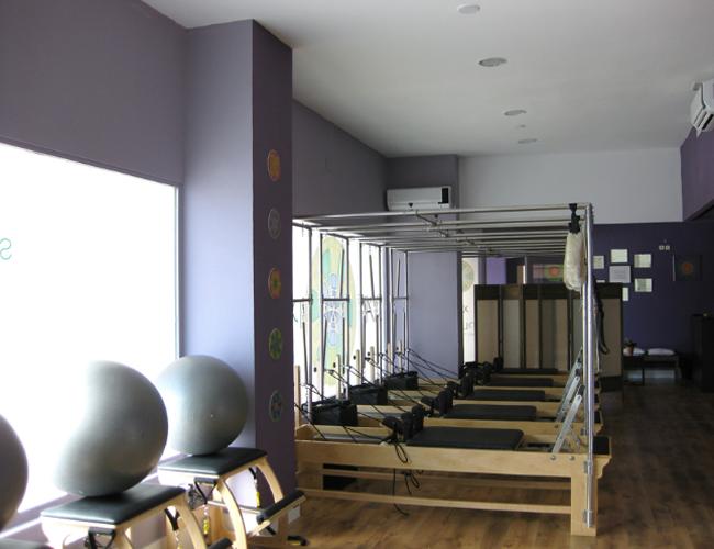 Detalle maquinas interior 2 Xiam Pilates
