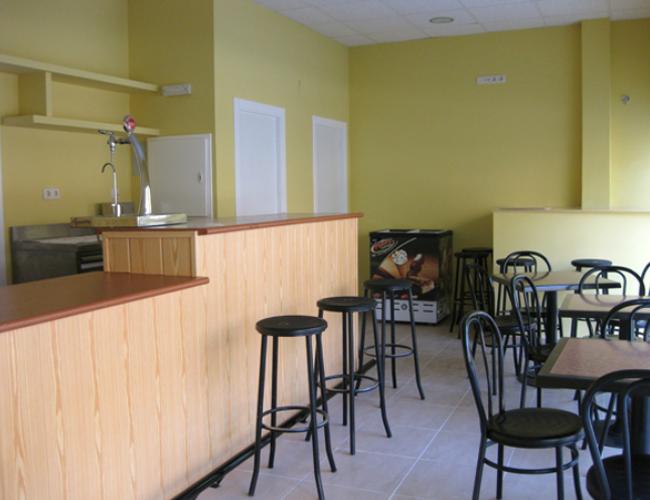 Detalle interior Horno Croissanteria