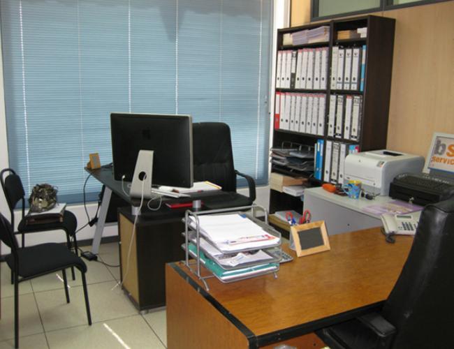 Detalle oficinas BSD