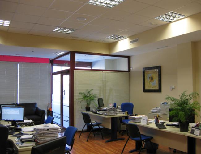 Detalle interior proyecto asesoría