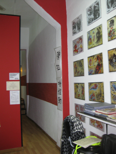 Estudio de tatuajes en Madrid interior 3