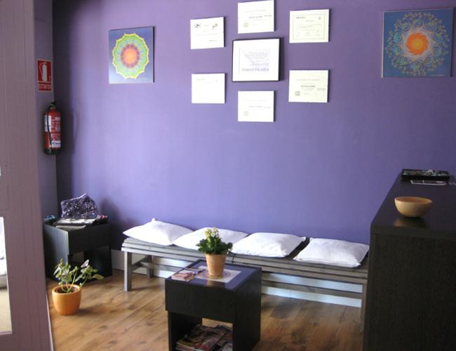 Detalle sala 3 Xiam Pilates