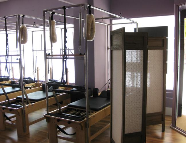 Detalle sala 4 Xiam Pilates