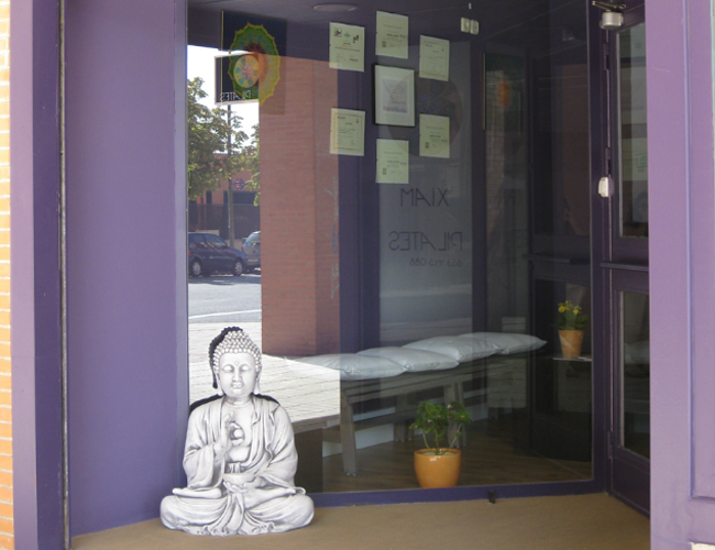 Detalle sala 5 Xiam Pilates