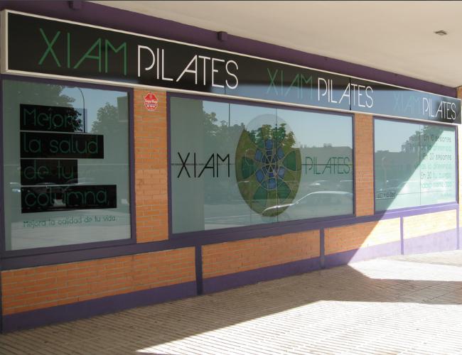 Fachada Xiam Pilates