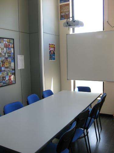 Detalle clase Centro de inglés