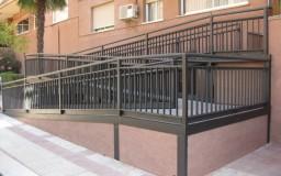 Accesibilidad y supresión de barreras arquitectónicas de edificios públicos y privados