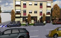 Bloque de 30 viviendas, trasteros y garajes en municipio de Toledo