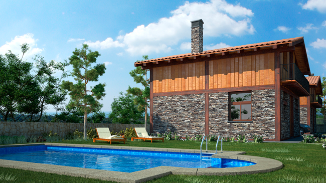 fachada-jardin-casa-madera