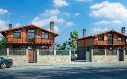 Casa de Madera en Soria