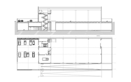 Proyecto de nave industrial para almacenamiento y venta de tierras y sustratos para jardinería