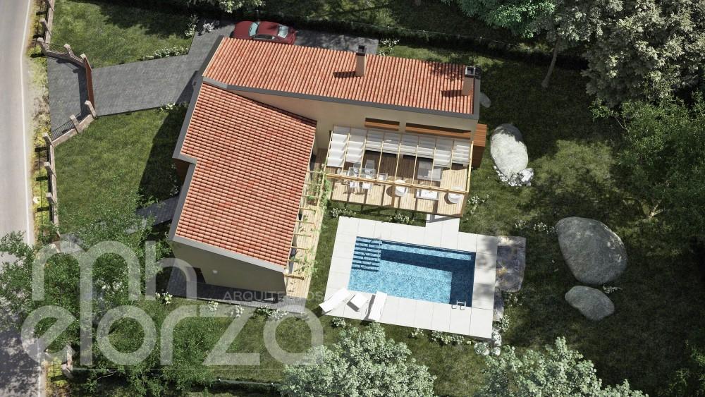 mhelorza vivienda biopasiva Madrid